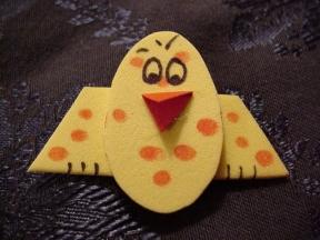 Chicken Pox Pin