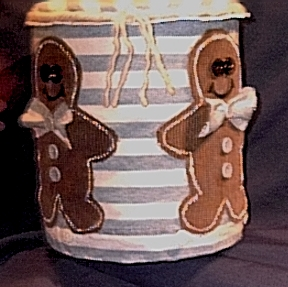 Gingerbread Can