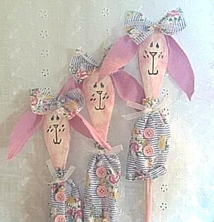 Bunny Spoons