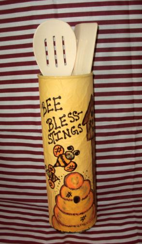 Bee Bless–Stings Canister
