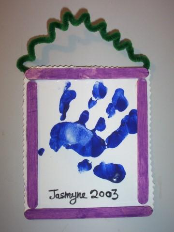 Little Handprint